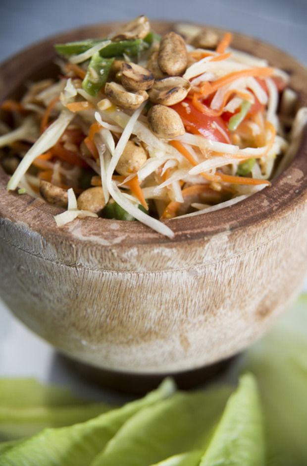 Kittiwat Thai Kitchen Serves Simply Exotic 72 Hours Fredericknewspost Com