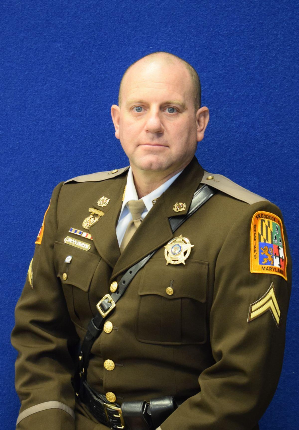Sgt. Bart Ruppenthal