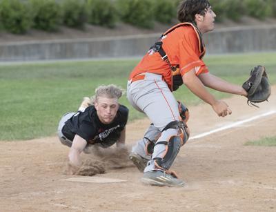 MIddletown baseball state semi-final 2