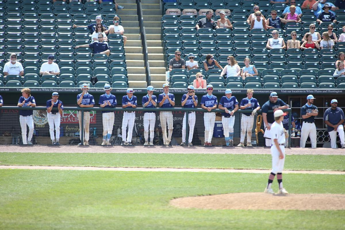 Catoctin Baseball Win State title
