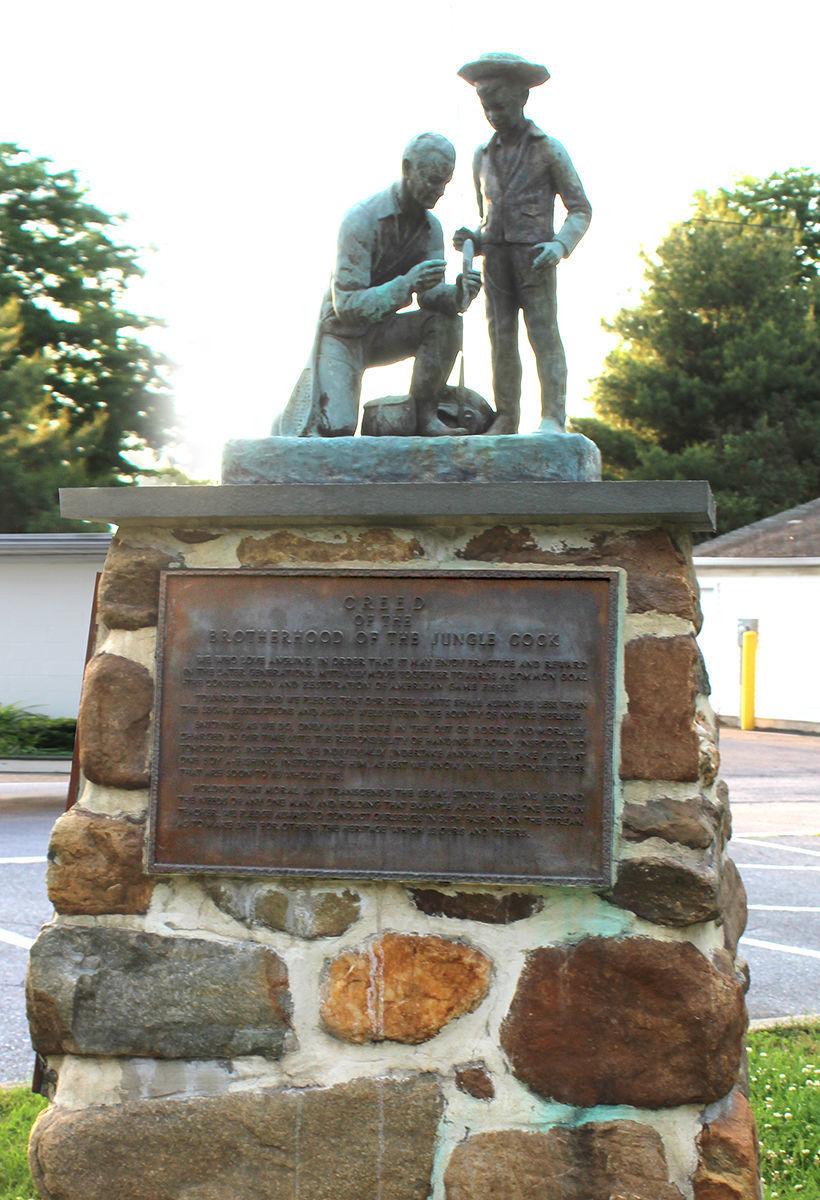 BOJC monument