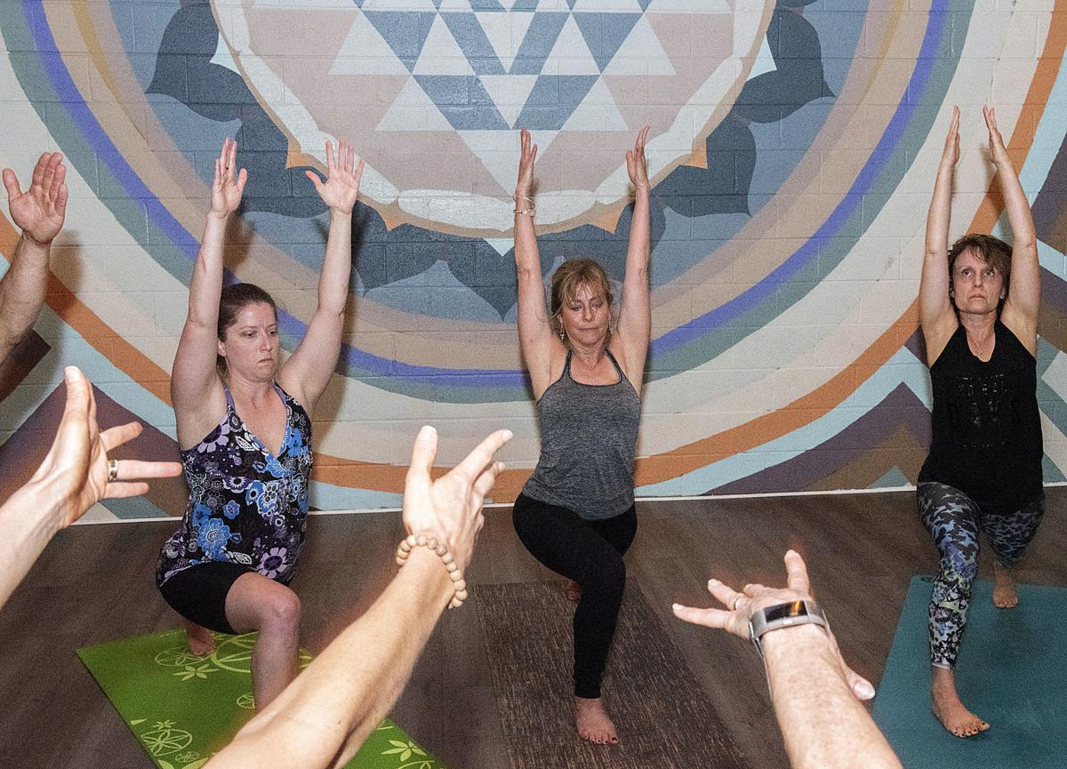 Yoga center celebrates one year of a culture of healing ...