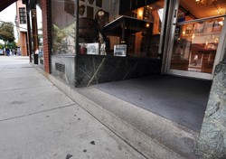 Woman sues church, Candy Kitchen to put in ramp | Archive ...