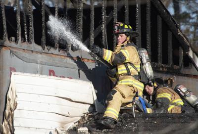 Carrick Ct House Fire