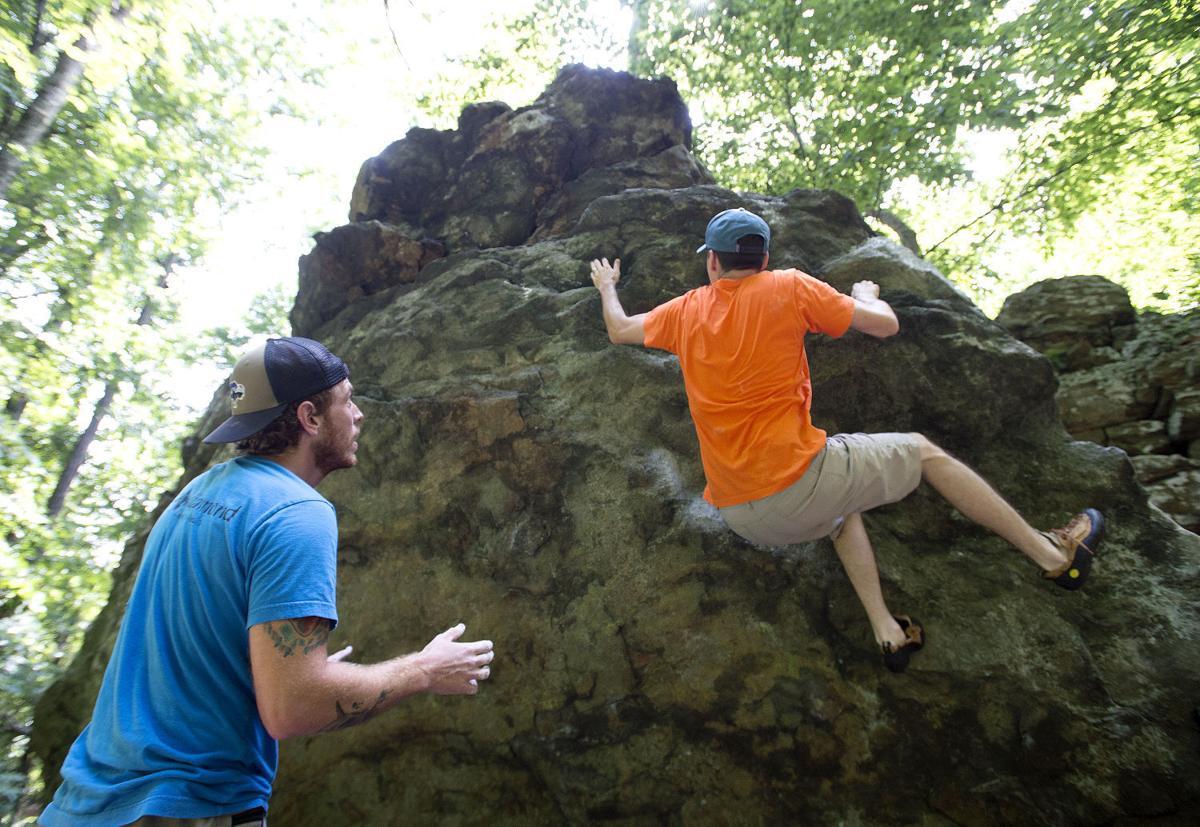DG Bouldering 4
