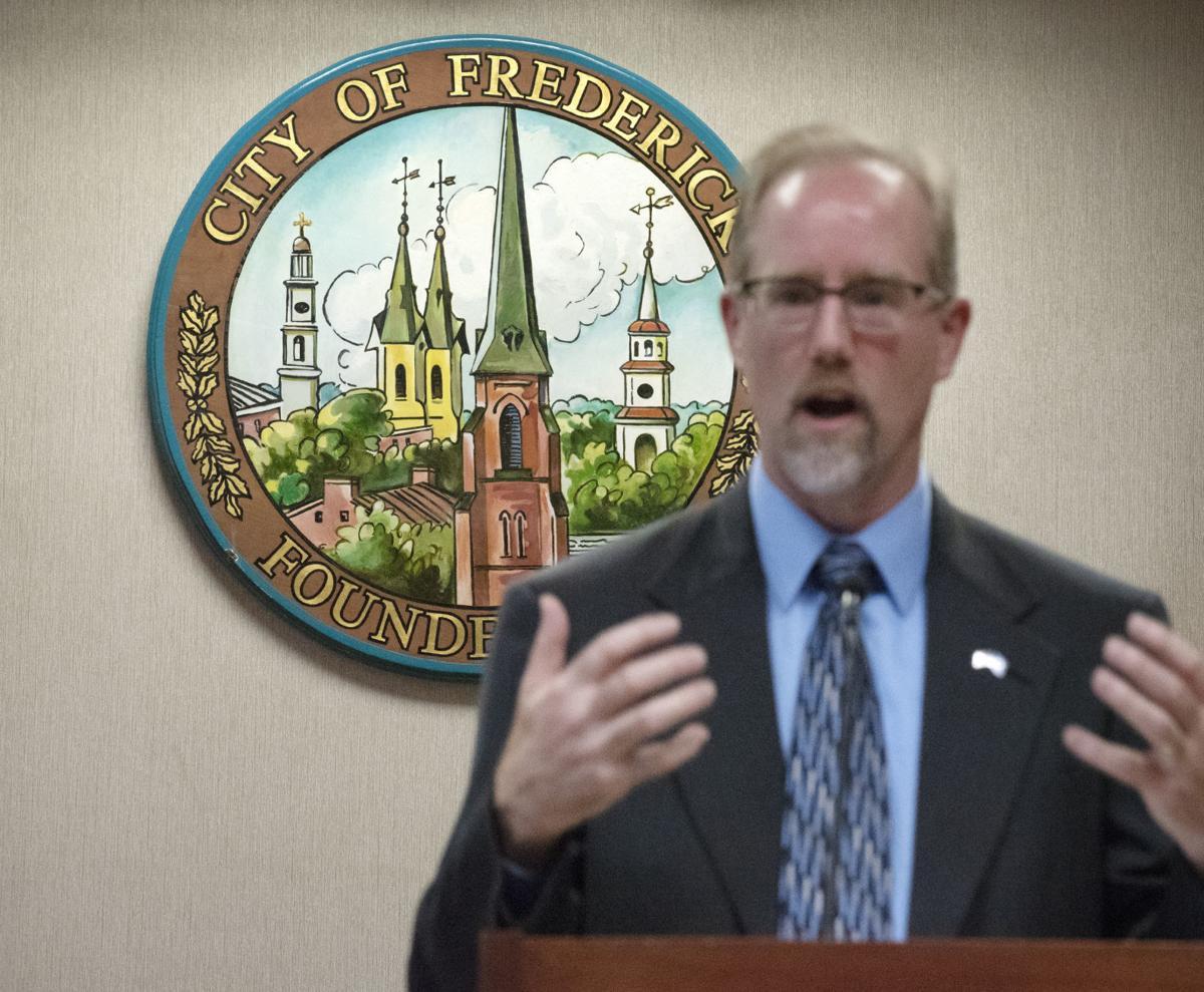 Mayor addresses logo 1