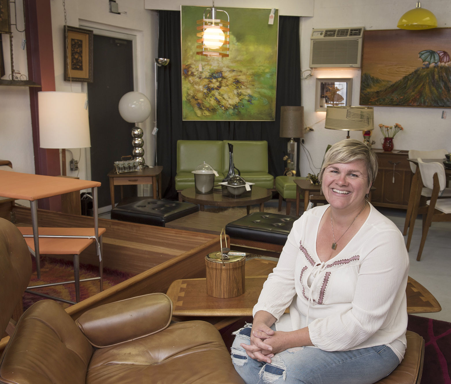 New Furniture Store In Frederick Offers Vintage Decor