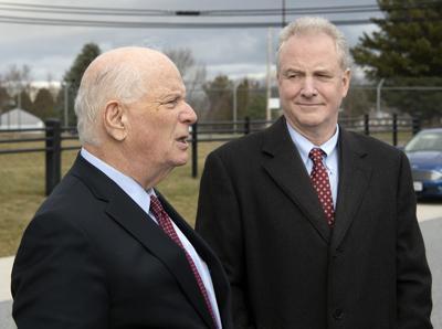 MD Senators Cardin and Van Hollen news conf