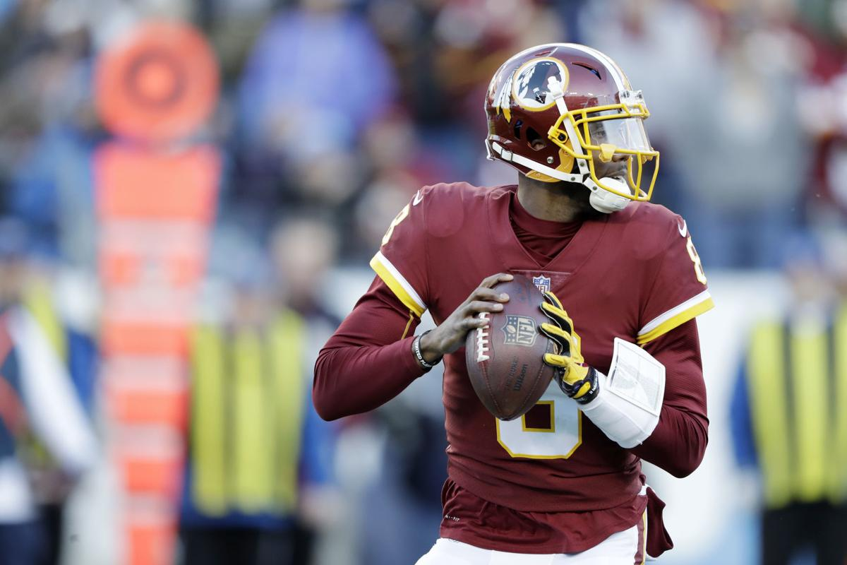 ff6bff71 The Fleet goes on without Redskins' Johnson for now | Professional ...