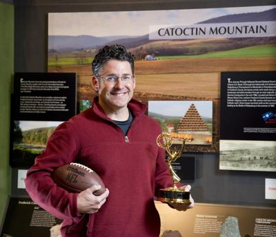 Filmmaker's career started with videos of backyard football