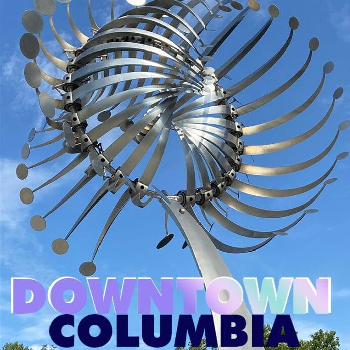 Columbia Art GPS Guided Walking Tour