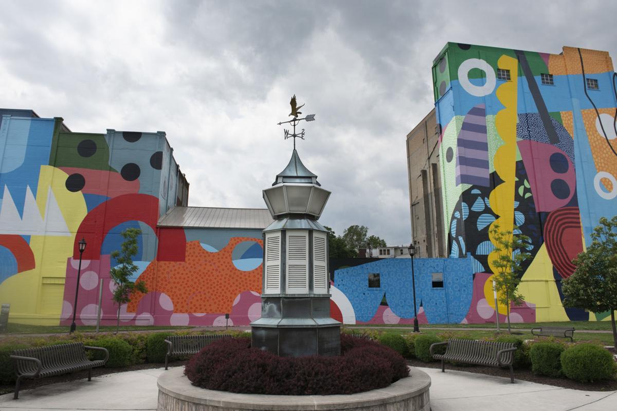 Hagerstown Public Art- Mural