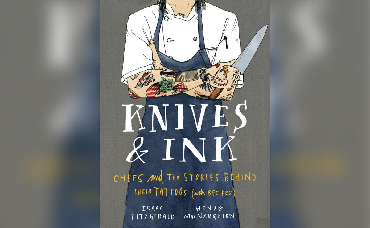 Knives and Ink jacket art