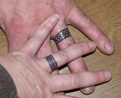 Thinking Of Tattooing Your Wedding Band Read This First Arts