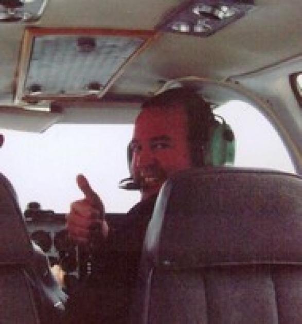 Crash victim's widow recalls happy years together | Archive