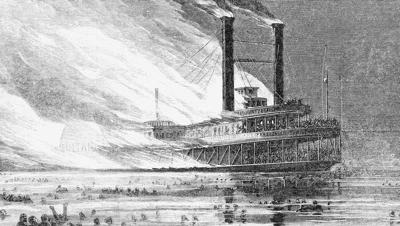 Remember the Sultana: Disaster largely forgotten in Civil War