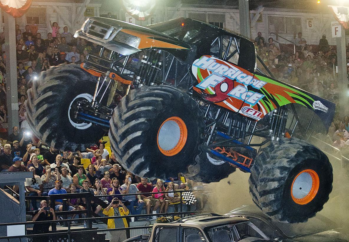 Monster Truck Action