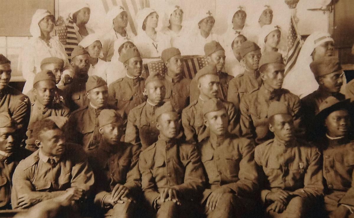 WWI soldiers return to Ceres Bethel AME