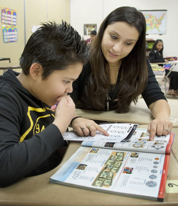 A day in the life of an English Language Learners teacher