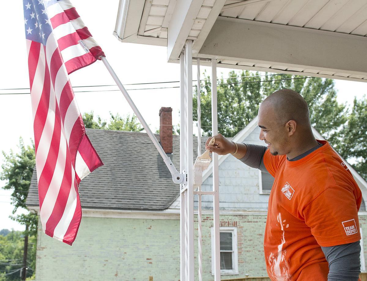 Veterans home rehab program