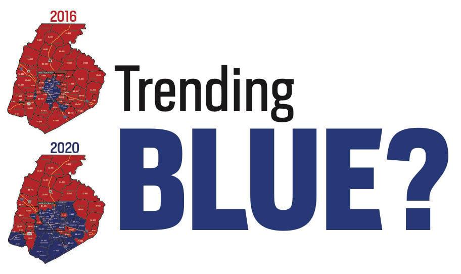 Trending Blue