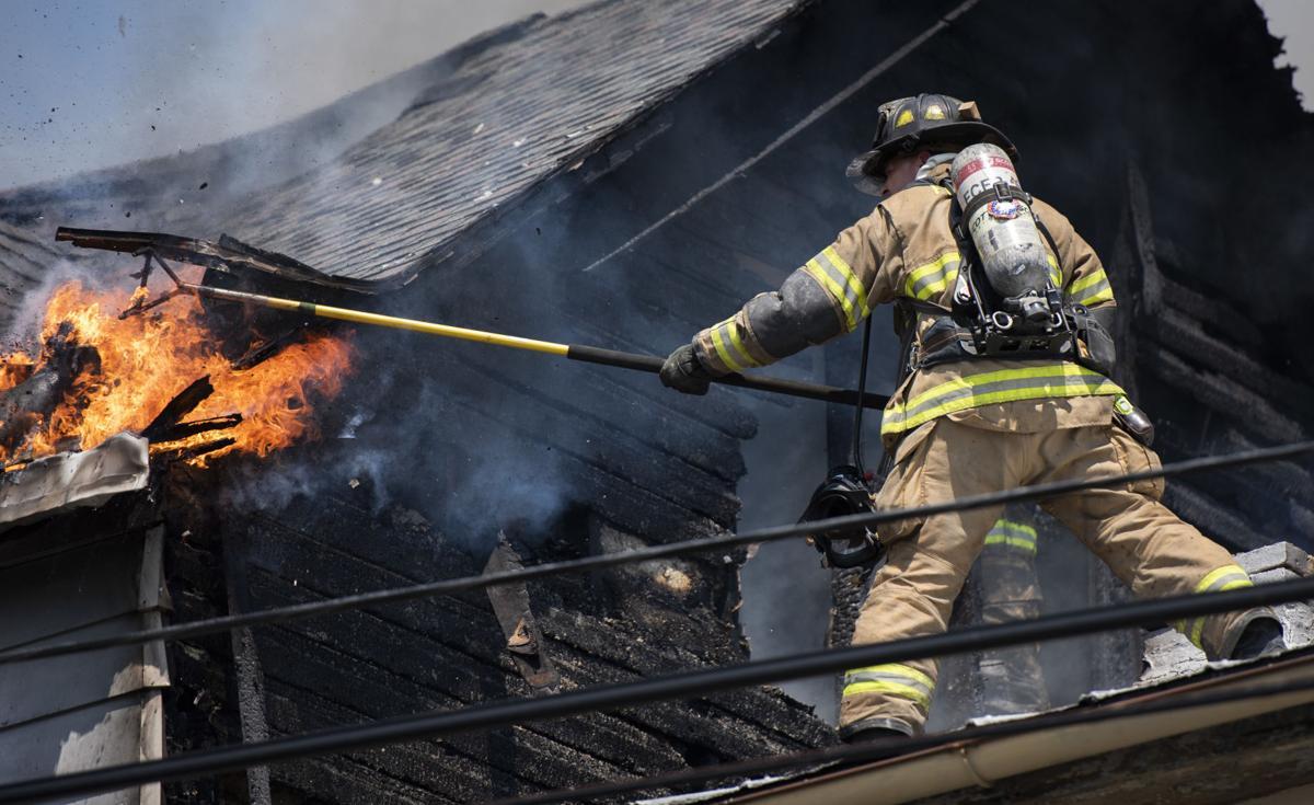Brunswick House Fire