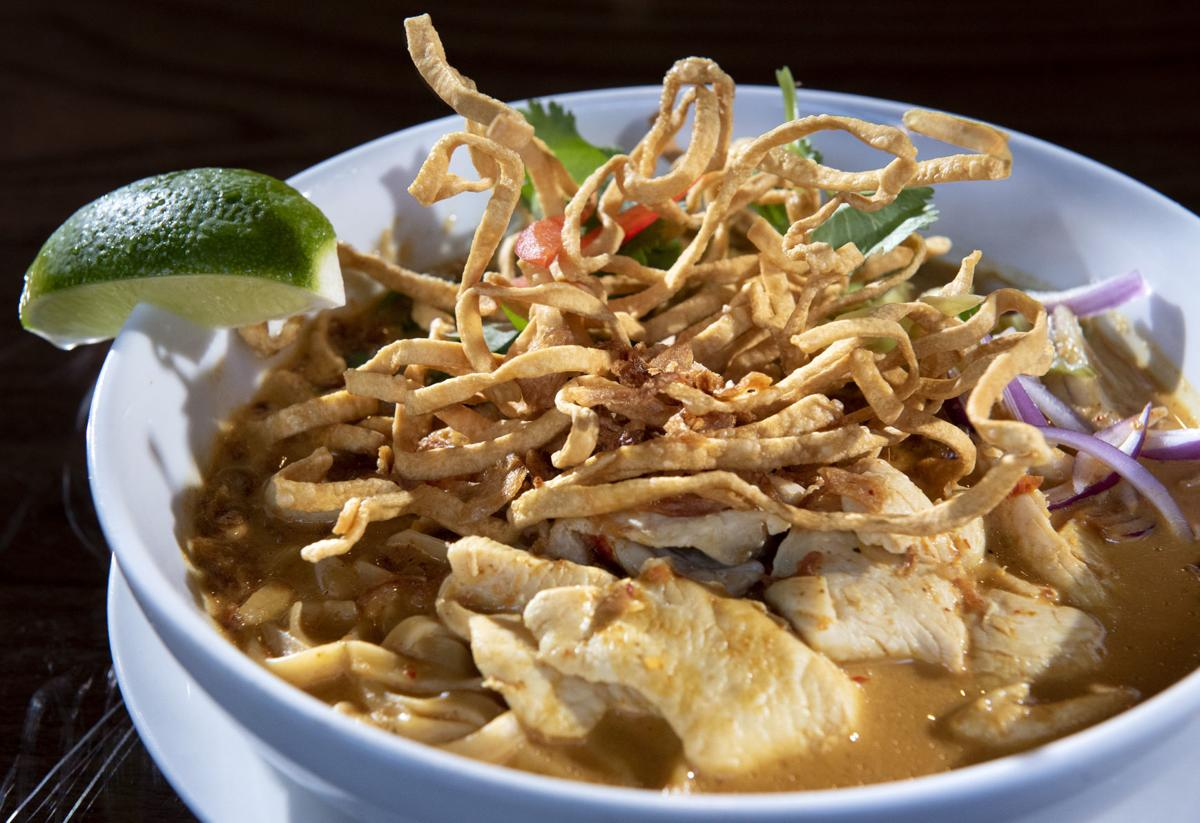 Northern Style Dishes Shine At Hana Thai In Hagerstown