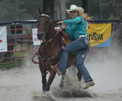 Lauren Keeney Rodeo