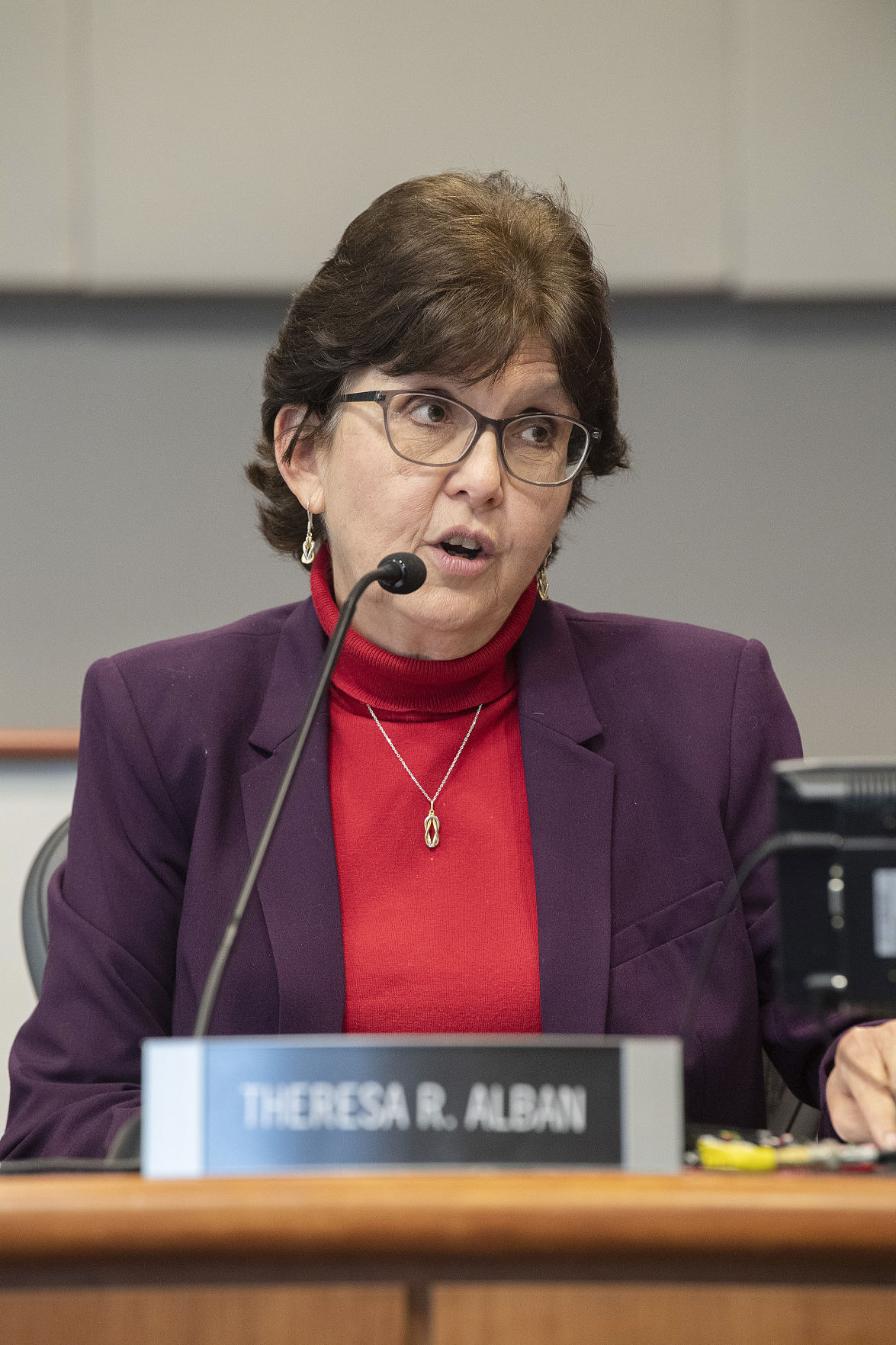 Theresa Alban