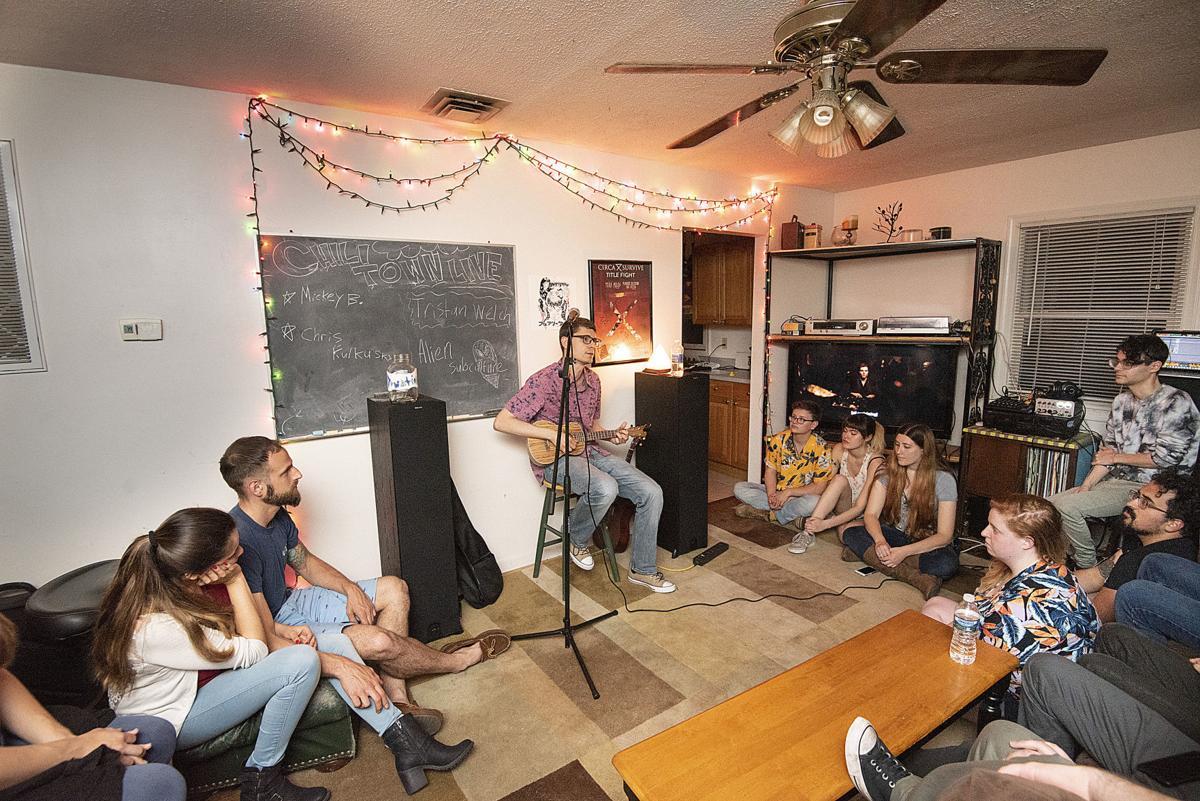 DIY-music column