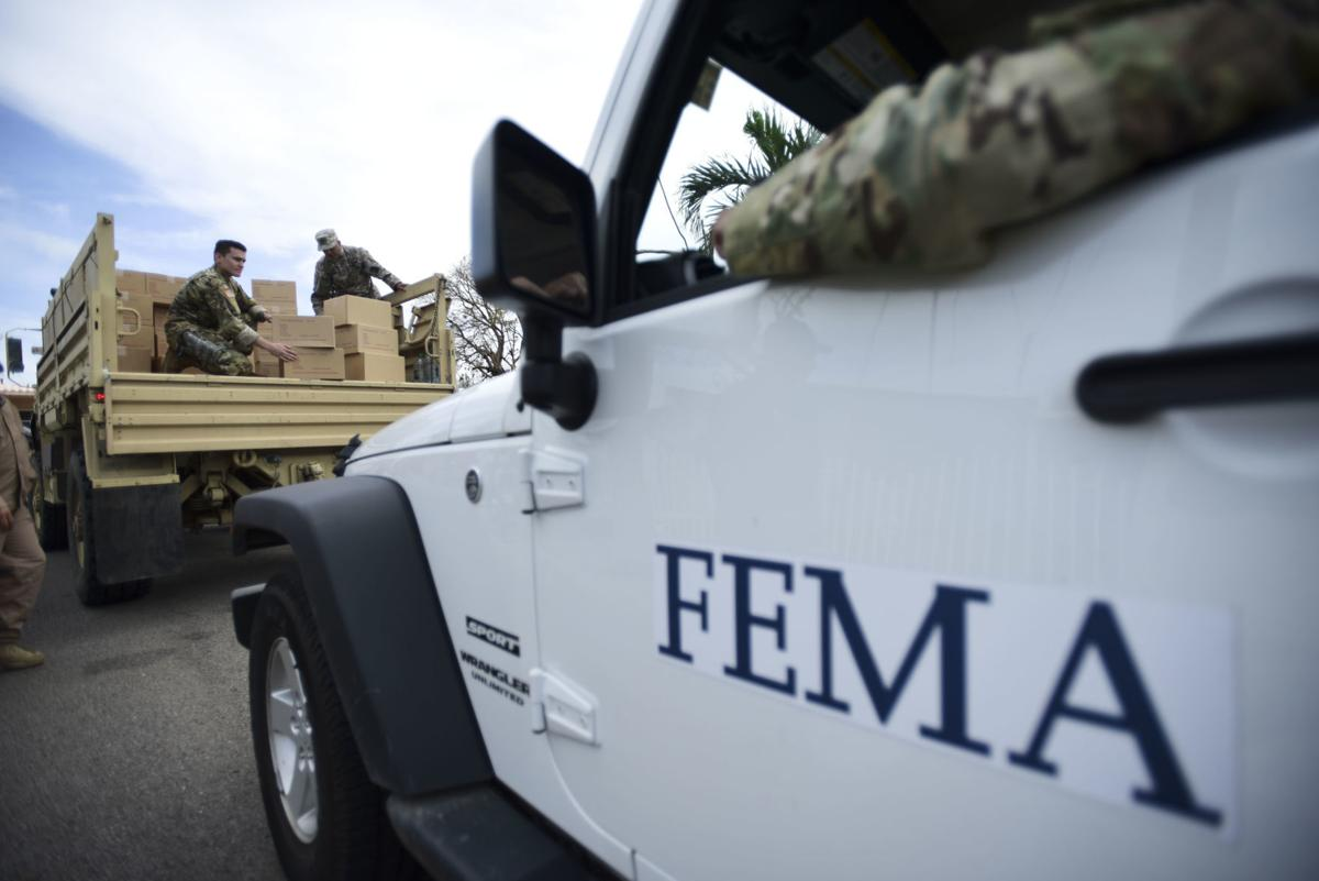 As hurricane threatens East Coast, federal officials insist they are ...