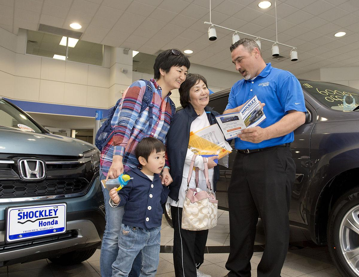 Shockley Auto Sales >> Local Auto Dealers Expect Jumpstart In Sales Retail