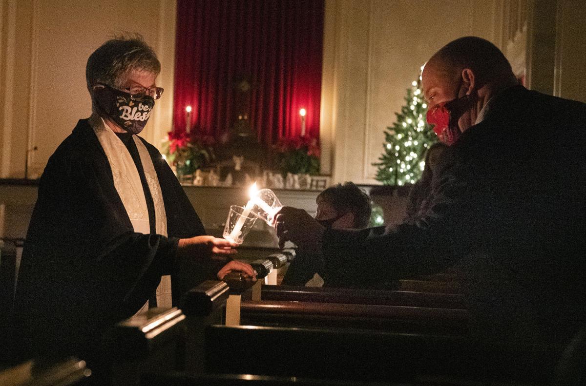 Masked Christmas