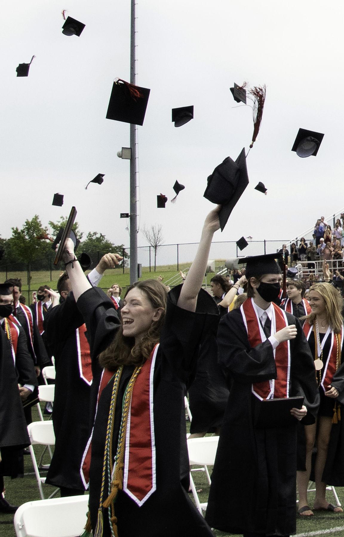 LHS 2021 graduation