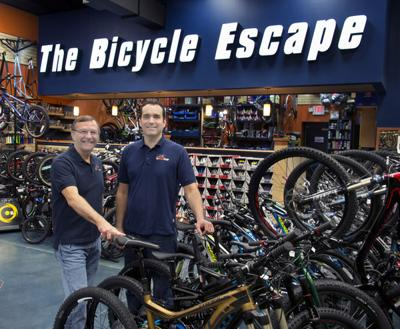 Bicycle Escape honored as one of America's best bike shops