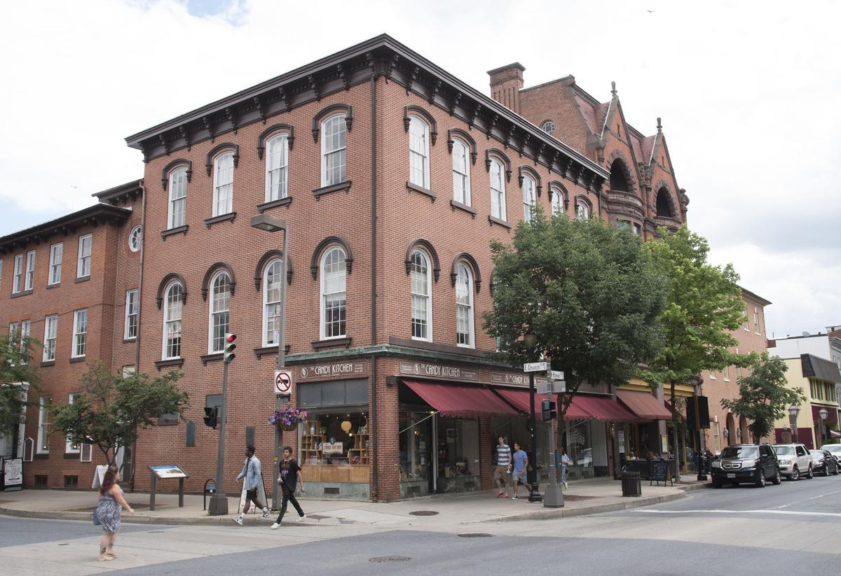 Apartments planned for historic downtown Frederick building ...