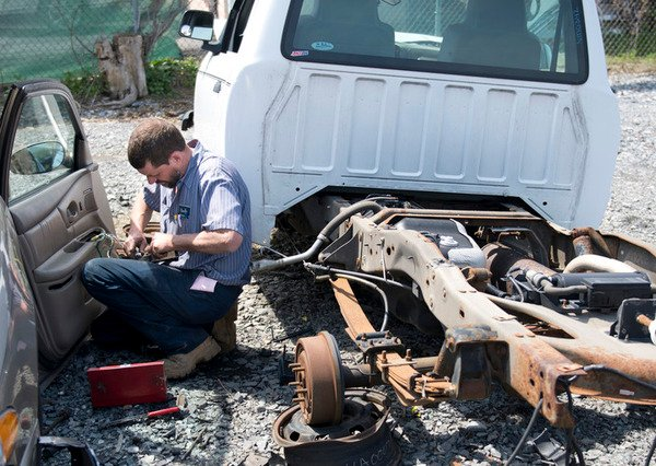 From Mirrors To Motors Salvage Yards Provide Parts To