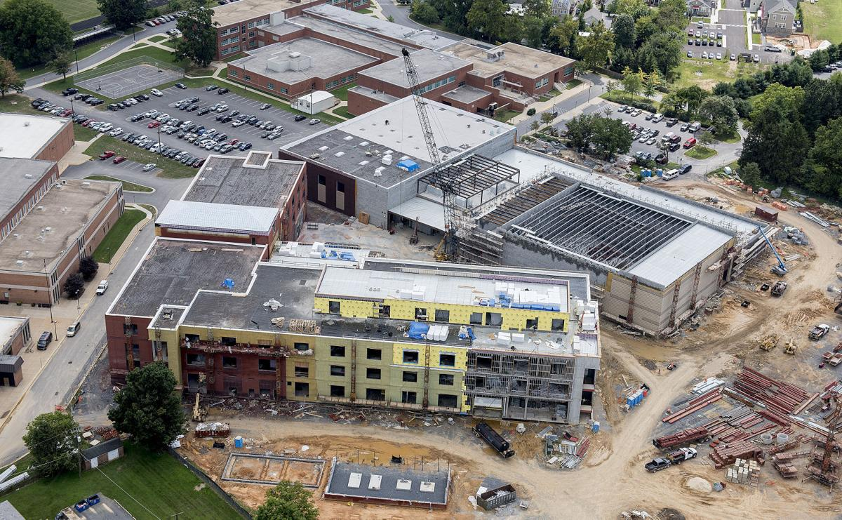 New Frederick High Construction Update