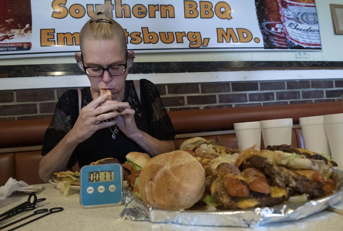Chubby's Burger Challenge