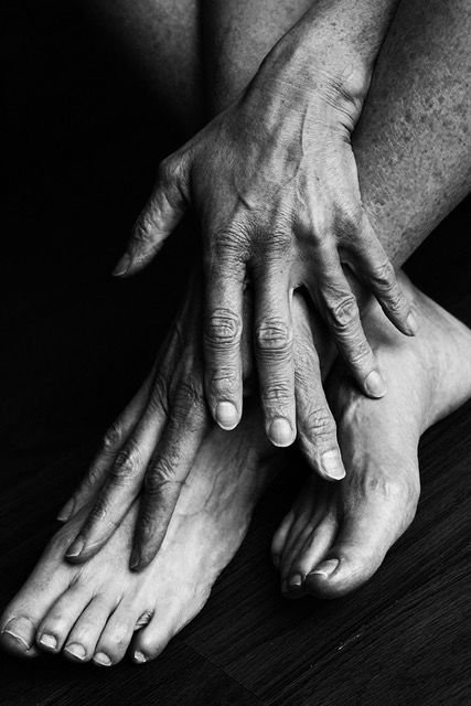 The Beauty of Hands and Feet