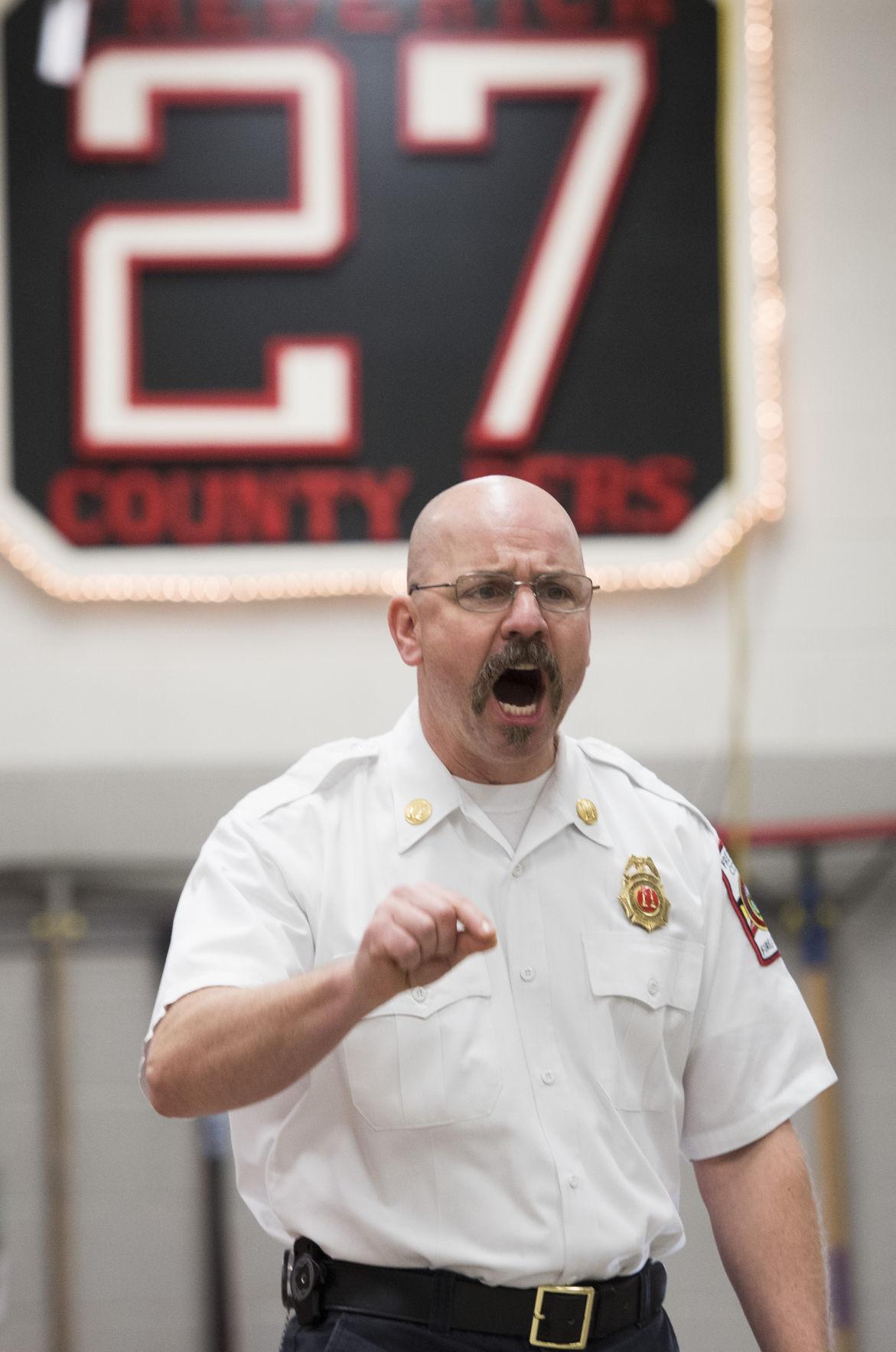 Fire Academy Recruit Class 21