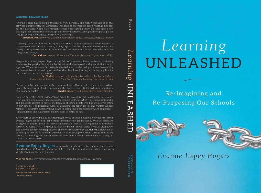 Author promotes re-purposing education | Books | fredericknewspost.com