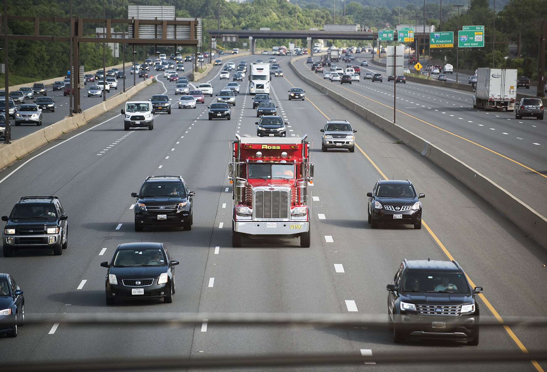 Hogan plans to widen I-270, I-495 and BW Parkway   Public ...
