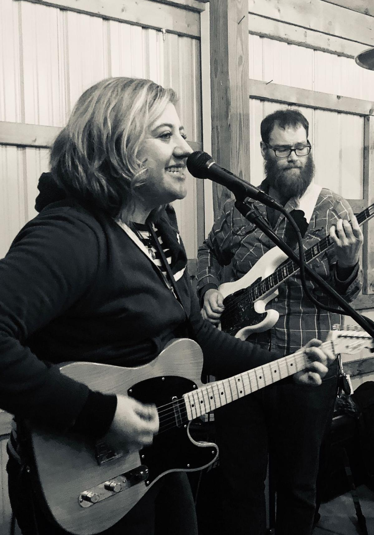 Adrienne Smith at Tenth Ward February 14, 2020