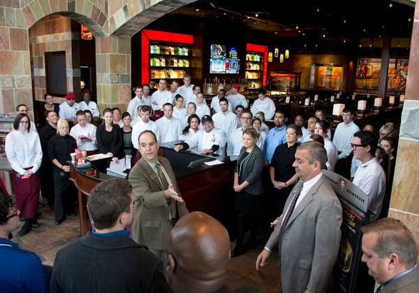 Bj S Restaurant To Open Monday Economy Amp Business