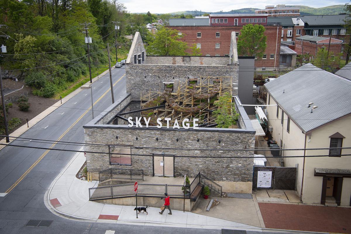 Skystage Empty
