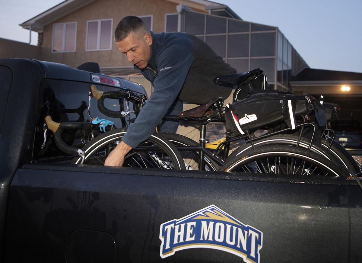 Mike Bike Ride