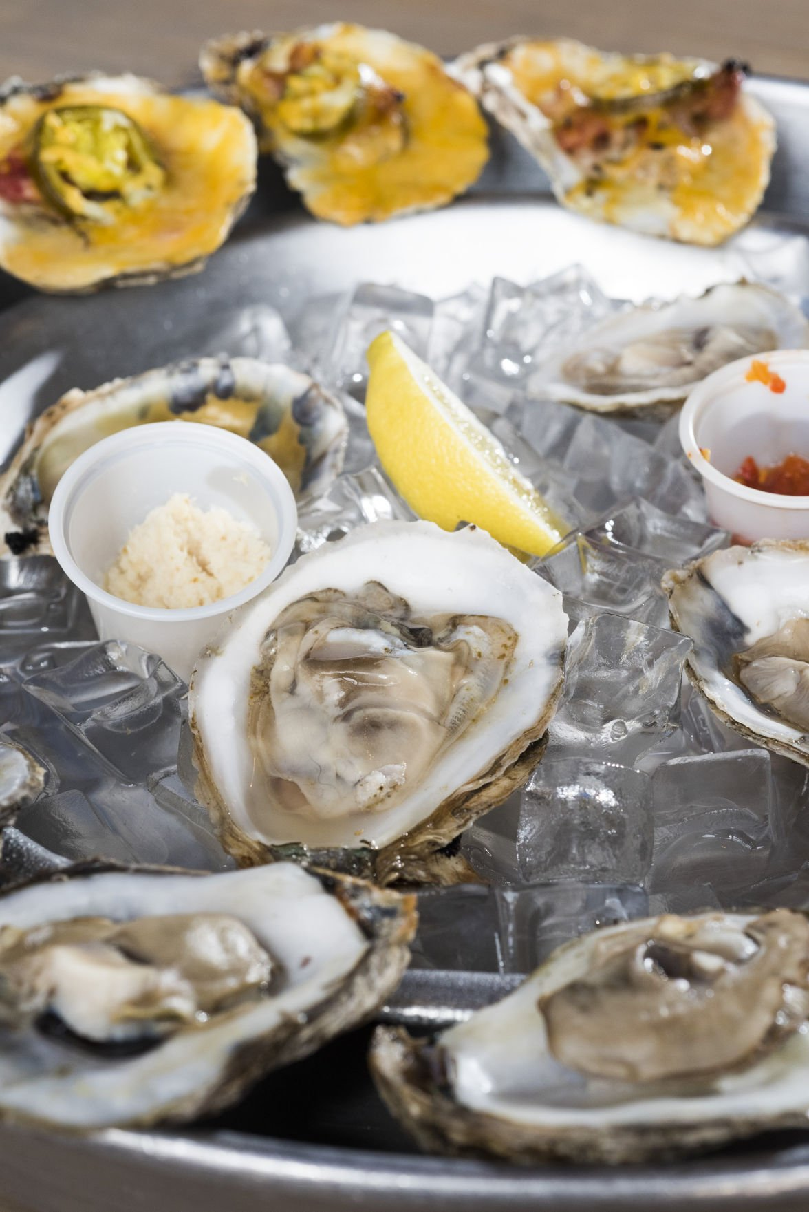 shuckin shack brings the beach to downtown frederick food