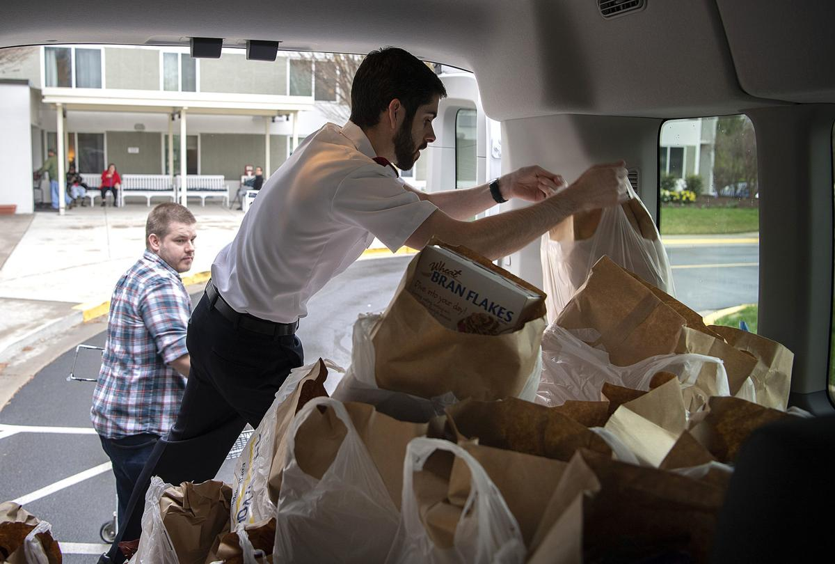 Salvation Army Food Dist