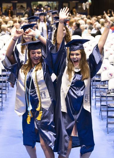 Urbana HS graduation 1